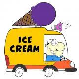 Ice Cream Trucks Coloring